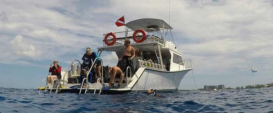 Dive Boat